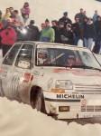 N° 113  F. Phillips - G. Perez sur Renault 5 GT Turbo, 33ème